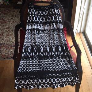 Karen Kane Printed Maxi Skirt New